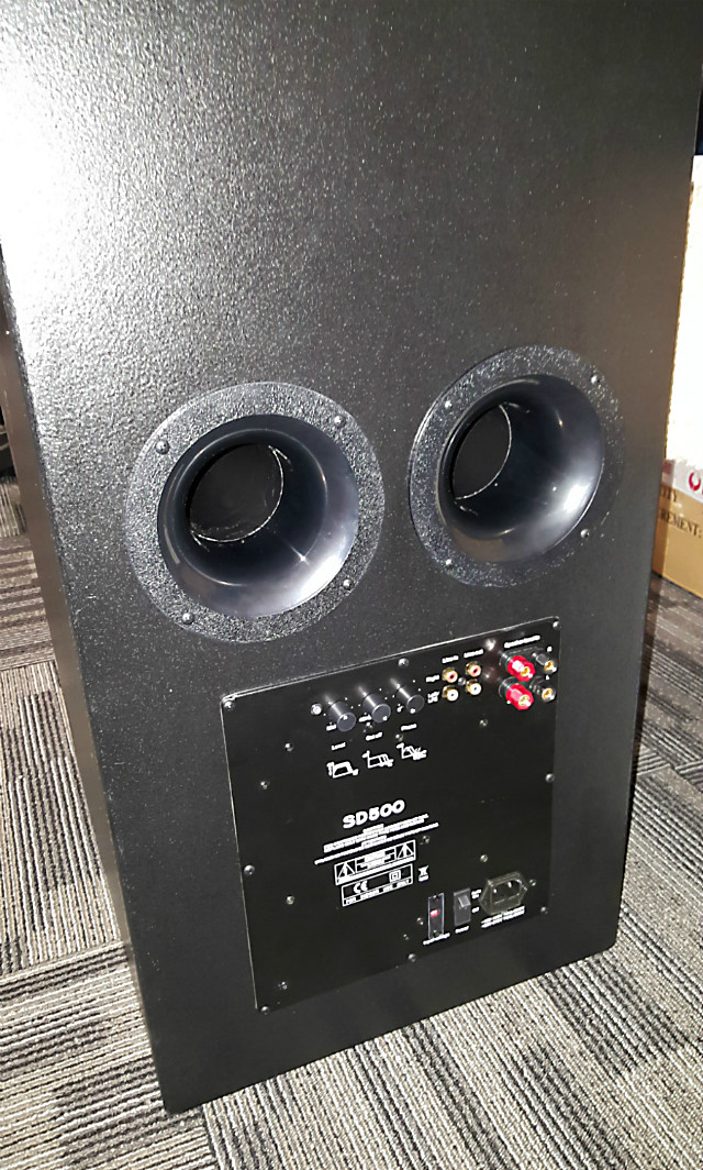 Power Tower Subwoofer